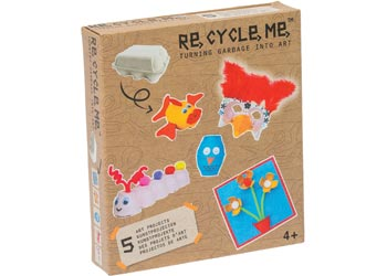 Re-Cycle-Me - Egg box Girls