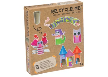 Re-Cycle-Me - Toilet Roll Girls