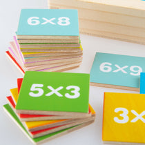 Bigjigs Toys - Times Table Box - Eco Child