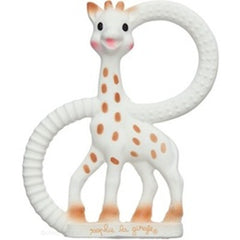 Sophie The Giraffe- Eco Friendly Teether Ring