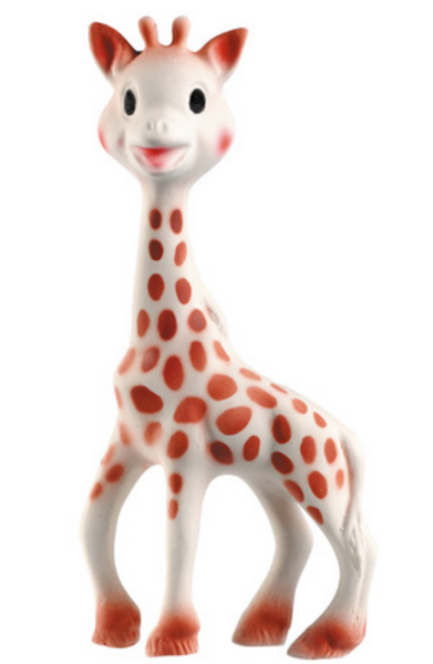 Sophie The Giraffe - Eco Friendly Teether