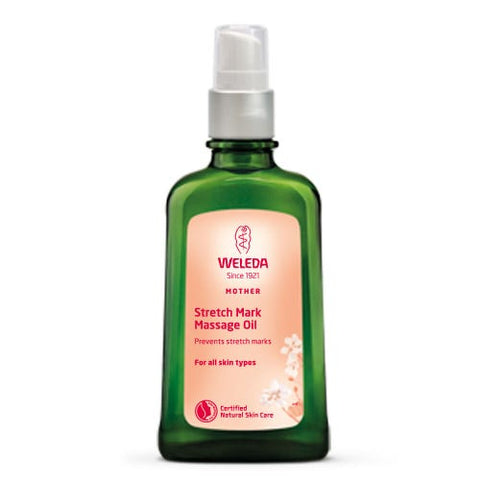 Weleda - Stretch Mark Massage Oil - Eco Child