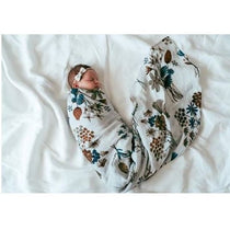 Pop Ya Tot - A Little Posy Swaddle - Eco Child