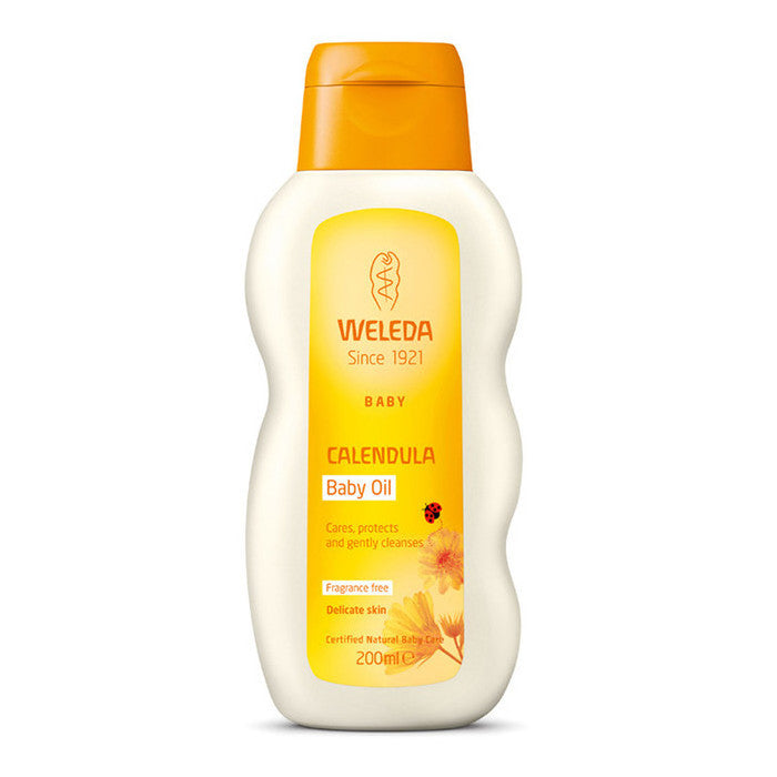 Weleda - Calendula - Natural Baby Oil - Eco Child