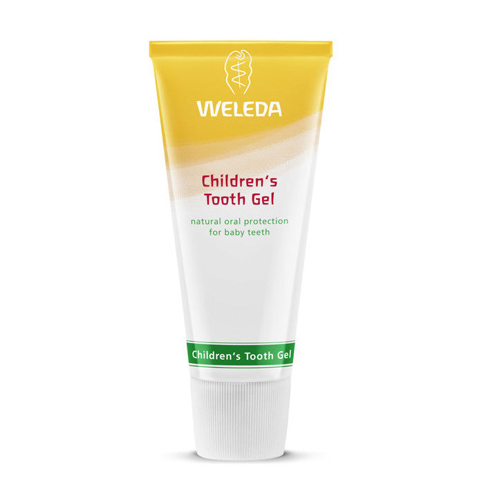 Weleda - Natural and Organic  - Children's Tooth Gel - Eco Child