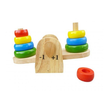 Qtoys -  Wooden Balancing SeaSaw - Eco Child