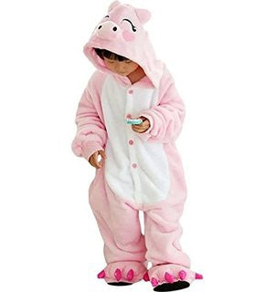 Pink Pig Onesie for Kids - Unicorn Onesies