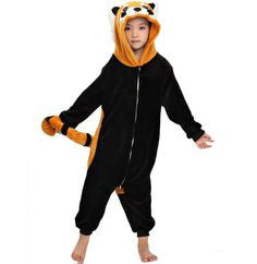 Racoon Onesie for Kids