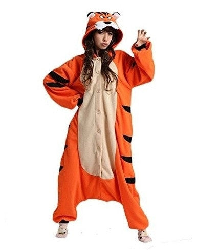 Tiger Onesie for Adults