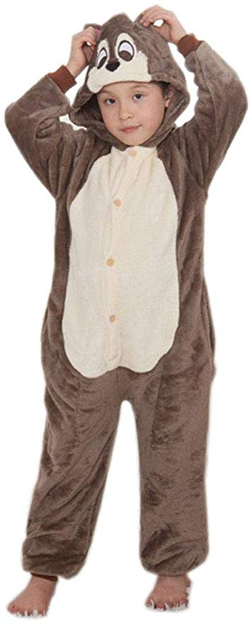 Chipmunk Onesie for Kids