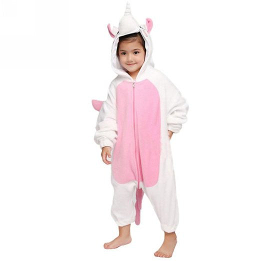 Pink Unicorn Onesie for Kids - Unicorn Onesies