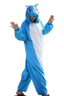 Blue Rhino Onesie for Adults