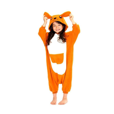 Kangaroo Onesie for Kids