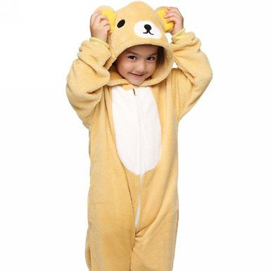 Bear Onesie for Kids