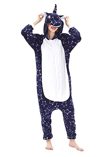 Blue Star Unicorn Onesie