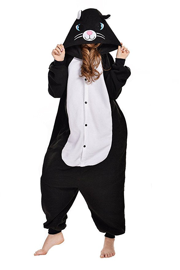 Black Cat Onesie
