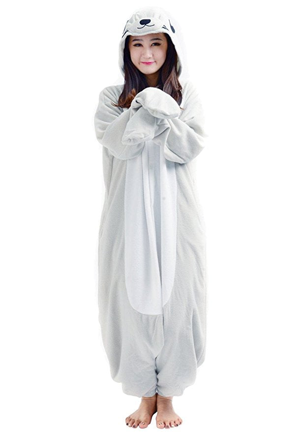 Grey Seal Onesie