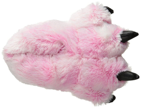 Fury Pink Slippers