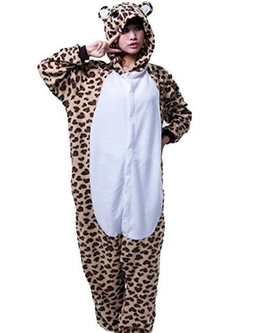 Leopard Onesies for Adults