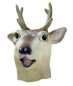 Deer Mask Animal Adult Size - Unicorn Onesies