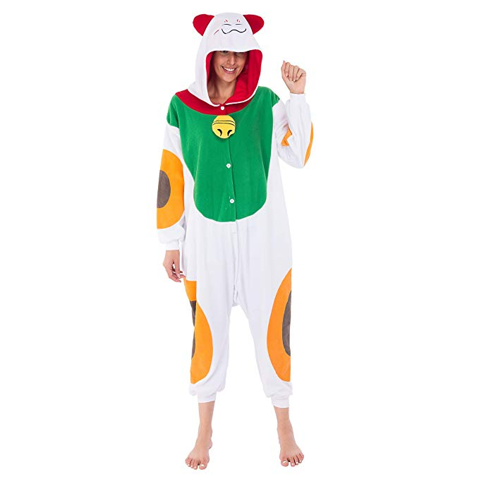 Fortune Cat Onesie
