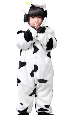 Cow Onesie for Kids