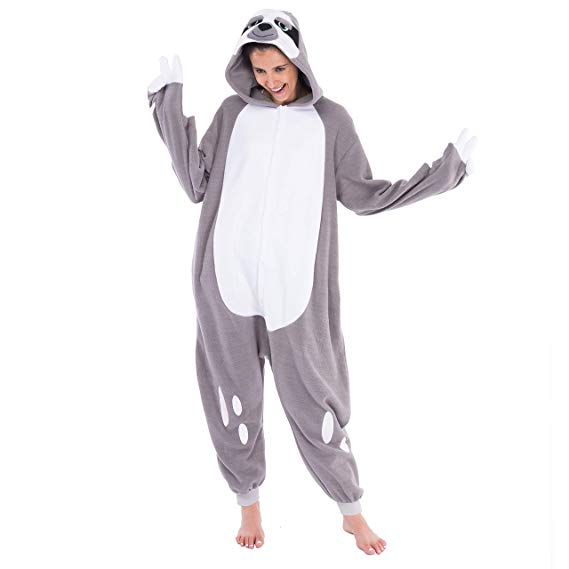 Sloth Onesie for Adults