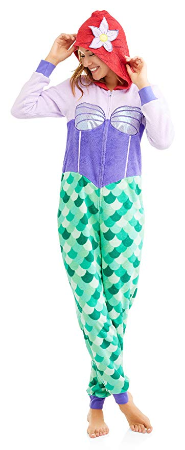 Mermaid Pajama Onesie