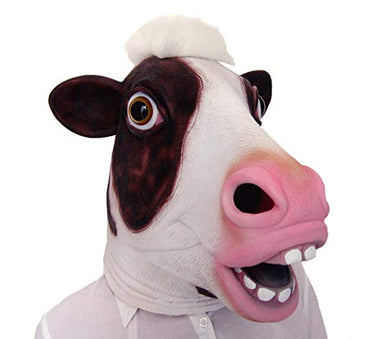 Funny Cow Mask