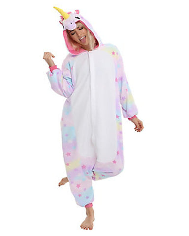 Star Unicorn Onesie for Adults