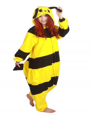 Bee Onesie Pajamas