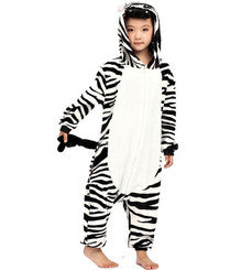 Zebra Onesie for Kids