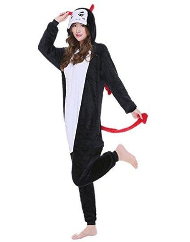 Devil Onesie For Adults