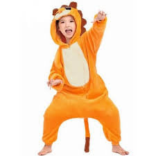 Lion Onesie for Kids - Unicorn Onesies  - 1