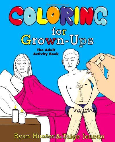 Coloring for Grown-Ups - Unicorn Onesies  - 1
