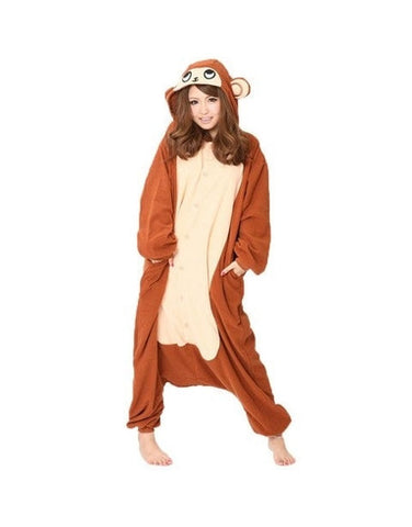 Monkey Onesie for Adults