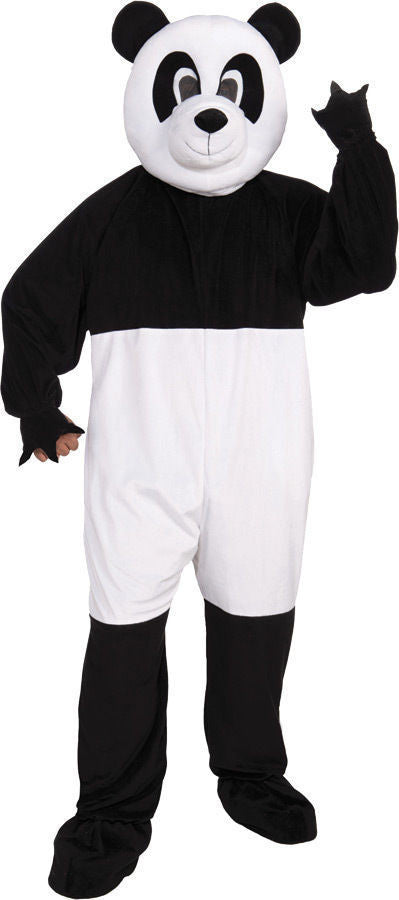 Panda Mascot Adult Halloween Costume - Unicorn Onesies