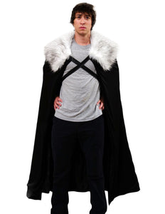 Game of Thrones Jon Snow Night's Watch Cloak