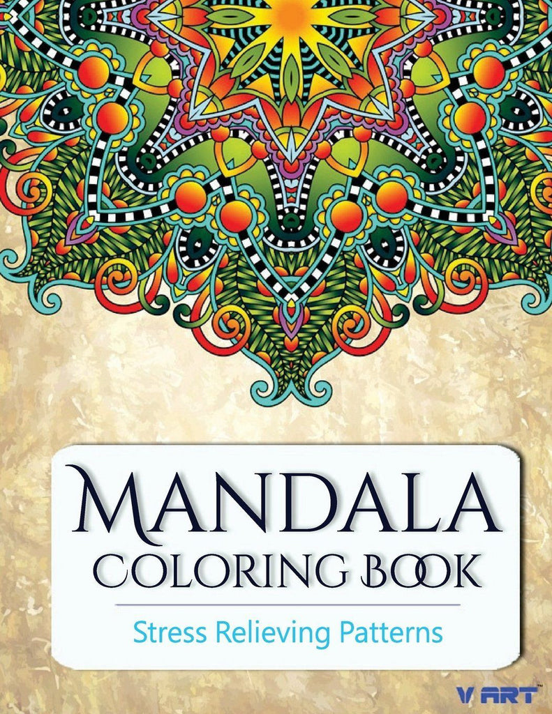 Mandala Coloring Book Coloring Books for Grown Ups - Unicorn Onesies
