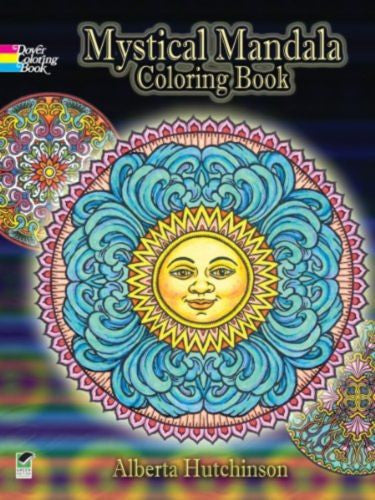 Mystical Mandala Coloring Book - Unicorn Onesies