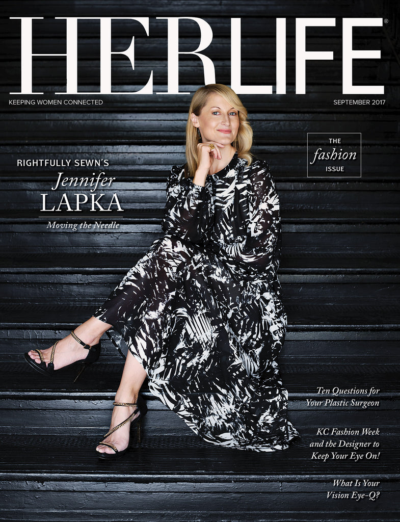 Herlife Magazine September 2017 Sarah Nelsen