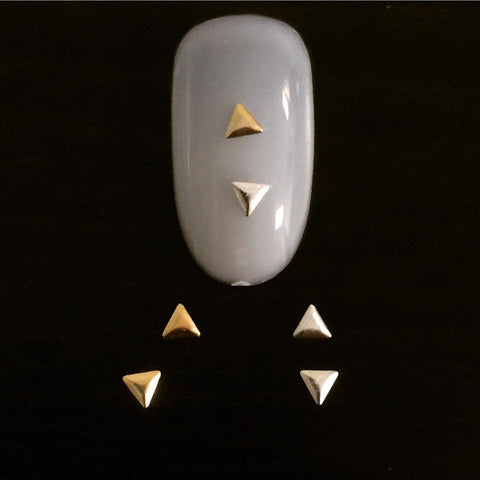 Small Triangle Studs
