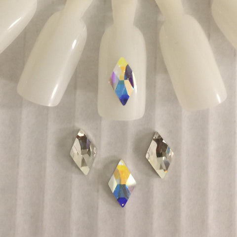 Swarovski Elements Rhombus - 5 pcs