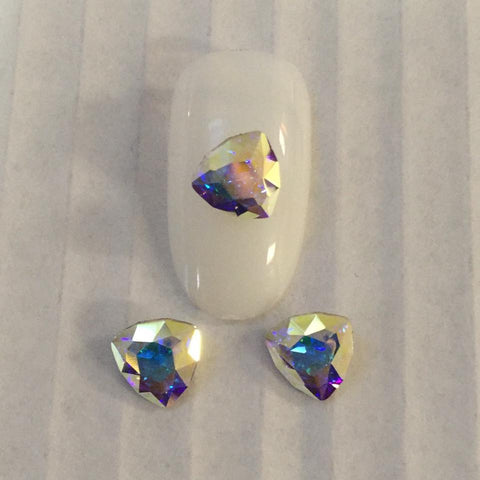 Swarovski Elements Trilliant Fancy AB