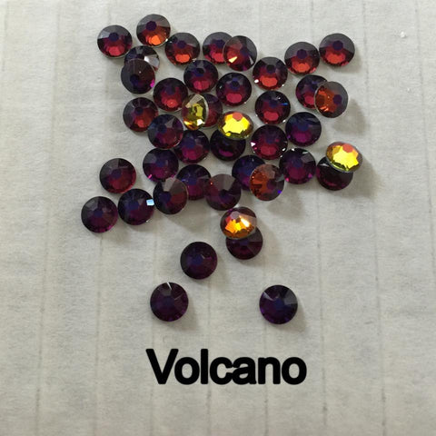 Swarovski Elements Volcano