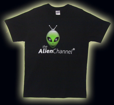 The Alien Channel T-Shirt