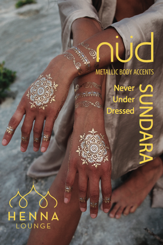 SUNDARA   by Henna Lounge