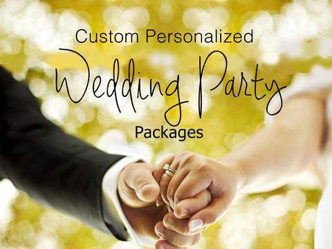 Custom Wedding Party Package
