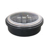"5.75"" ROUND STREET BIKE HEADLIGHT WITH HALO AND SIGNAL 1770 LUMENS"