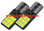 T10 - 18 SMD BULBS - DOUBLE SIDED